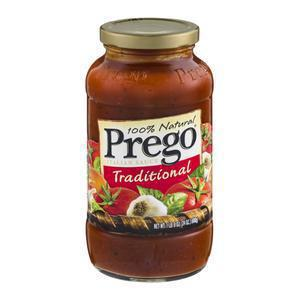 Prego Traditional Marinara