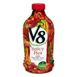 V8 Spicy Vegetable Juice