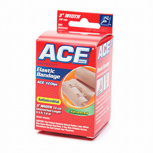 Ace Elastic Bandage with Clip