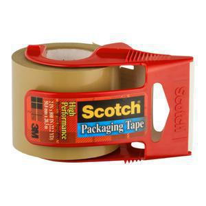 Scotch Packing Tape - 2