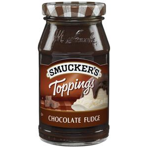 Smuckers Topping - Fudge