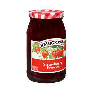 Smuckers Preserves - Strawberry