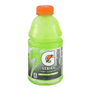 Gatorade Lime Cucumber