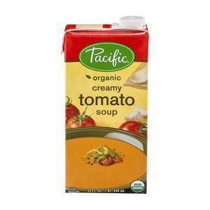 Pacific Soup - Creamy Tomato
