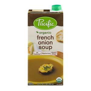 Pacific Soup - French Onion