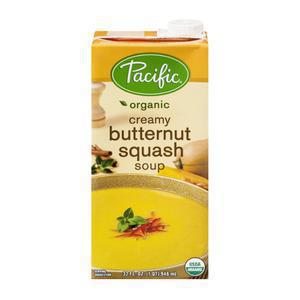 Pacific Soup - Butternut Squash