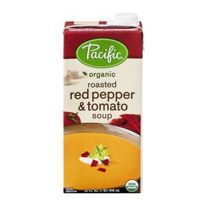 Pacific Soup - Red Pepper & Tomato
