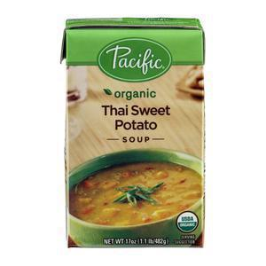 Pacific Soup - Thai Sweet Potato