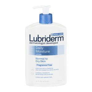 Lubriderm Lotion Fragrance Free