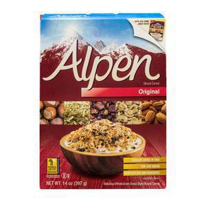 Alpen Cereal