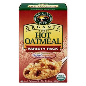 Natures Path Organic Oatmeal Variety Pack
