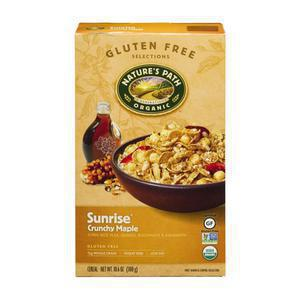 Natures Path Organic Maple Sunrise Cereal