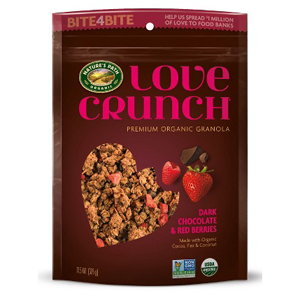 Natures Path Love Crunch Granola - Red Berries