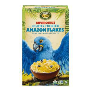 Envirokidz Amazon Frosted Flakes