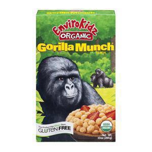 Envirokidz Gorilla Munch Cereal