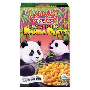Envirokidz Panda Puffs
