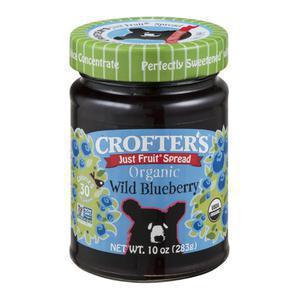 Crofters Organic Wild Blueberry Spread