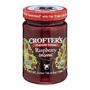 Crofters Organic Raspberry Spread
