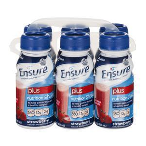 Ensure Plus Strawberry Flavor