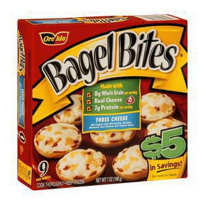 Bagel Bites 3 Cheese