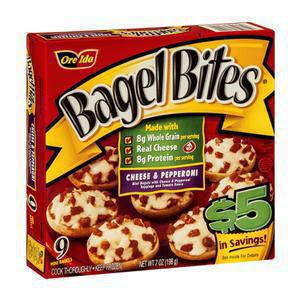 Bagel Bites Cheese & Pepperoni