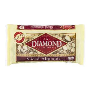 Diamond Sliced Almonds