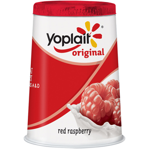 Yoplait  Raspberry