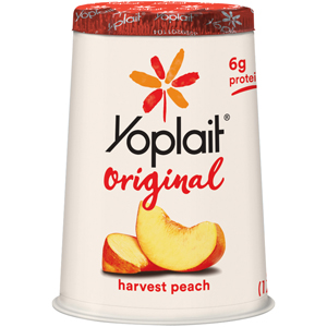 Yoplait  Peach