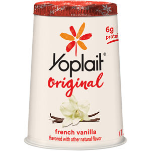Yoplait  French Vanilla