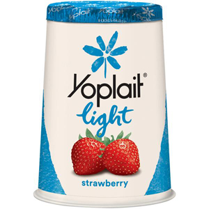 Yoplait Light Strawberry