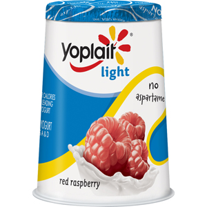 Yoplait Light Raspberry