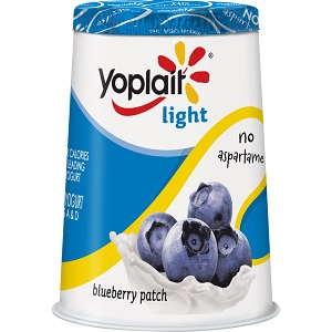 Yoplait Light Blueberry