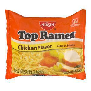 Top Ramen Chicken Noodles