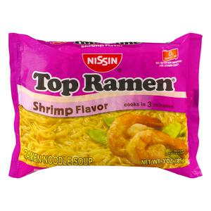 Top Ramen Shrimp