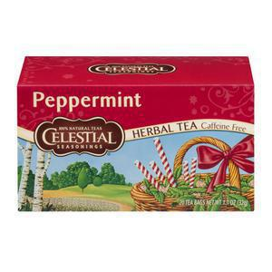 Celestial Seasoning - Peppermint Tea