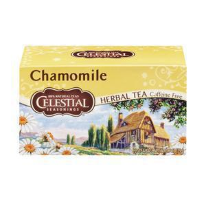 Celestial Seasoning - Chamomile Tea