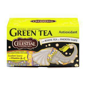 Celestial Seasoning - Green Tea Antioxidant