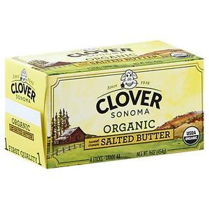 Clover Organic Butter - Salted