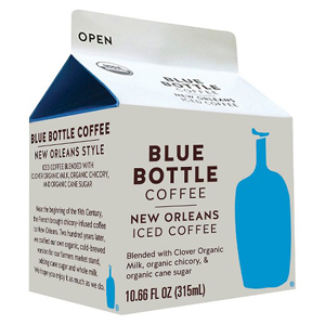 Blue Bottle Iced Coffee - New Orleans