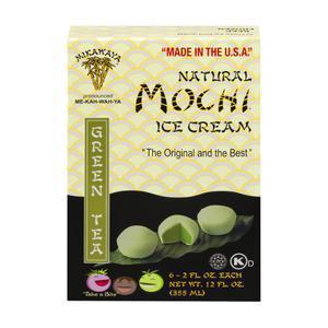 Mochi Ice Cream - Green Tea