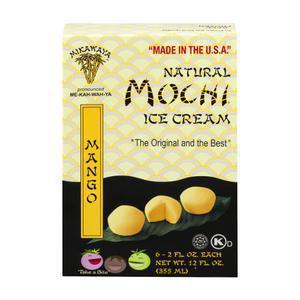 Mochi Ice Cream - Mango