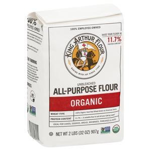 King Arthur Organic Flour - All Purpose