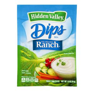 Hidden Valley Ranch Dip Powder Mix