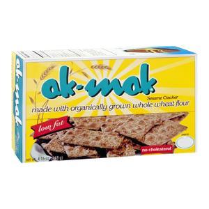 Ak Mak Sesame Crackers