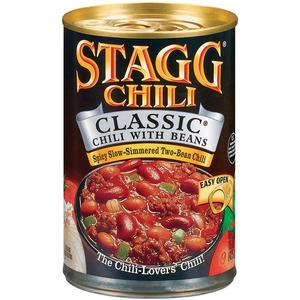 Stagg Chili - Classic w/ Beans