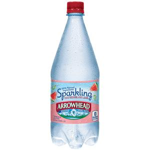 Arrowhead Sparkling Water - Watermelon Lime
