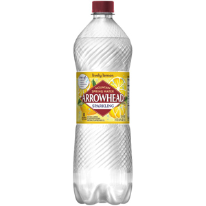 Arrowhead Sparkling Water - Lemon
