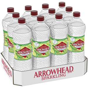 Arrowhead Sparkling Water - Lime