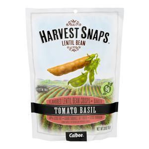 Calbee Lentil Snaps - Tomato Basil