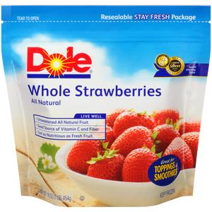 Dole Frozen Strawberries